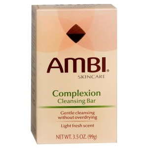 Ambi Complexion Cleansing Bar Soap