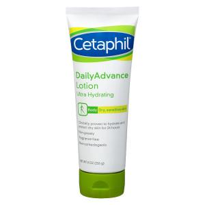 Cetaphil DailyAdvance Ultra Hydrating Skin Lotion
