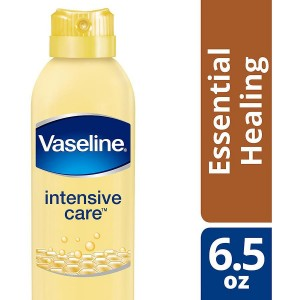 Vaseline Intensive Care Spray Lotion Essential Healing