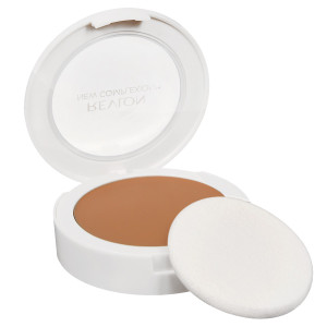 Revlon New Complexion One-Step Compact Makeup SPF 15,Natural Tan 10