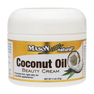 Mason Natural Coconut Oil Beauty Cream