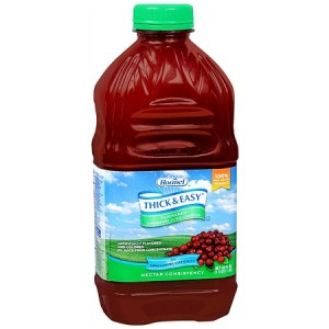 Hormel Thick & Easy Thickened Juice Blend Nectar Consistency