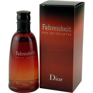 Christian Dior Fahrenheit Men's Eau De Toilette Spray