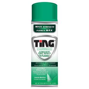 Ting Foot & Jock Itch, Antifungal Spray Powder