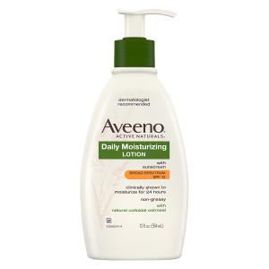 Aveeno Active Naturals Daily Moisturizing Lotion SPF 15