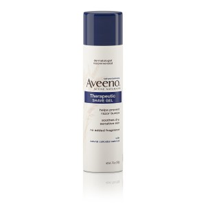 Aveeno Active Naturals Therapeutic Shave Gel