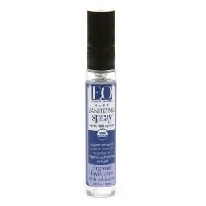 EO Sanitizing Hand Spray Organic Lavender with Echinacea