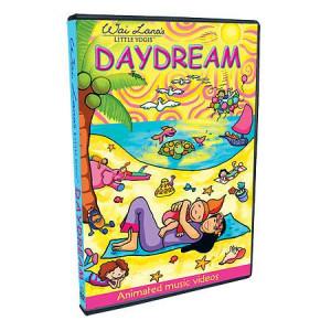 Wai Lana Little Yogis Daydream DVD
