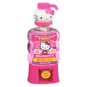 Firefly Kids! Hello Kitty Pump Mouthwash Melon Kiss