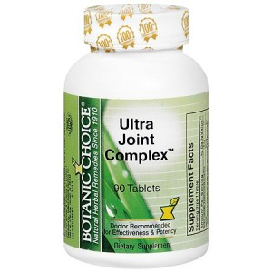 Botanic Choice Ultra Joint Complex Dietary Supplement Tablets