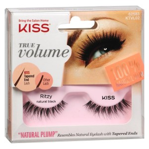 Kiss True Volume Lash Set,Ritzy