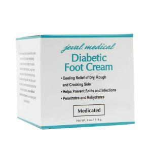 Jeval Medical Diabetic Foot Cream