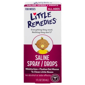 Little Remedies for Noses Saline Spray/Drops