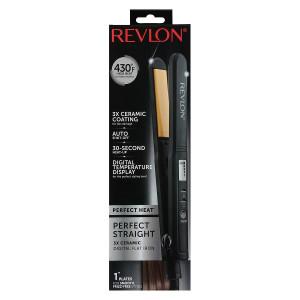 Revlon Perfect Heat Ceramic Digital Straightener 1 in