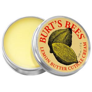 Burt's Bees Lemon Butter Cuticle Creme Lemon