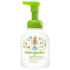 Babyganics Foaming Hand Soap Fragrance Free