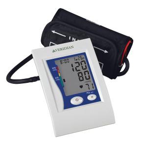 Veridian Healthcare Automatic Premium Digital Blood Pressure Arm Monitor Adult