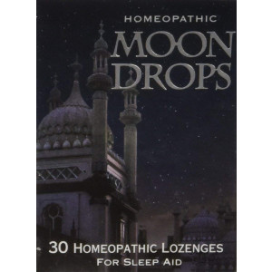 Homeopathic Moon Drops, 30 Count