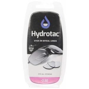 Optx 20/20 Hydrotac Stick-On Bifocal Reading Lens, +250