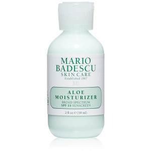 Mario Badescu Aloe Moisturizer SPF 15, 2 Fl Oz