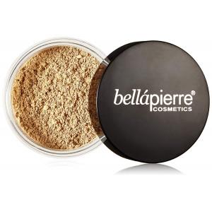 Bella Pierre Mineral Foundation, Cinnamon, 0.3-Ounce