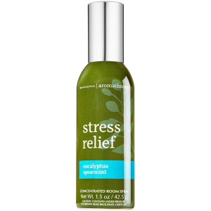 Bath and Body Works Aromatherapy Stress Relief Eucalyptus Spearmint Concentrated Room Spray