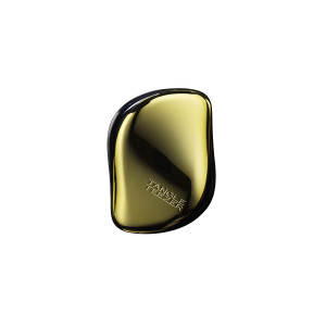 Tangle Teezer The Compact Styler, On-the-go Detangling Hairbrush for All Hair Types - Gold Rush