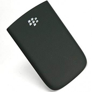BlackBerry OEM 9800 TORCH BLACK BACK BATTERY DOOR COVER