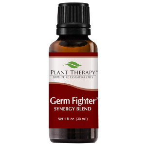Plant Therapy Germ Fighter Synergy Essential Oil 30 mL 100% Pure, Undiluted, Therapeutic Grade