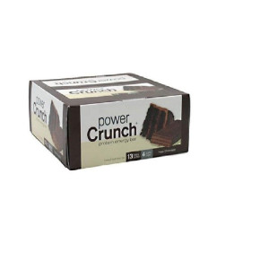 Protein Energy Bar Triple Chocolate 1.40 Ounces (Case of 12)