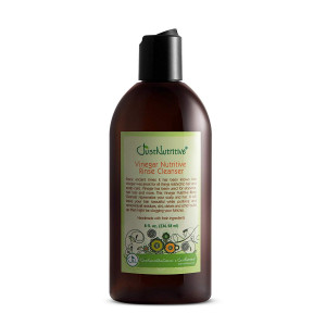 Vinegar Nutritive Rinse Cleanser   Best Way to Revitalize Your Hair and Scalp   Achieve the Best Hair Ever