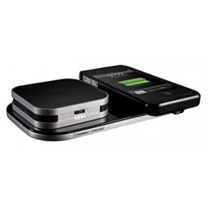 Duracell Powermat 24-Hour Power System for iPhone 4/4s - Black
