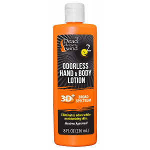 Dead Down Wind Odorless Hand and Body Lotion
