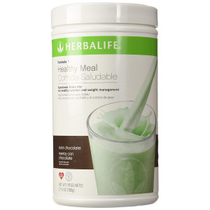 Herbalife Formula 1 Nutritional Shake Mix, Mint Chocolate, 1.72 lb