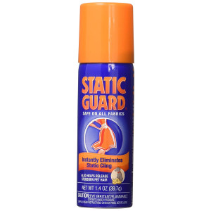 BandG FOODS,INC Static Guard 1.4 Ounce Travel Size - Pack of 3