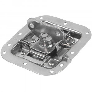 Seismic Audio - SAHW1 - Replacement Butterfly Latch for Rack and Pedal Board Cases for use with Pro Audio Gear and Applications - Replace Old Latches