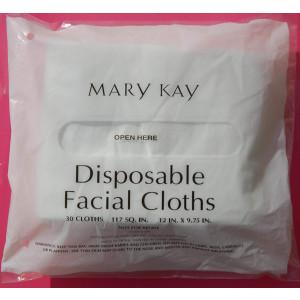 Mary Kay Disposable Facial Cloths - 30 cloths