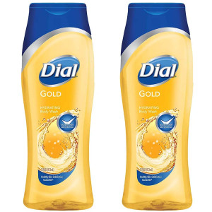 Dial Hydrating Body Wash Gold, 16 fl oz (2 Pack)