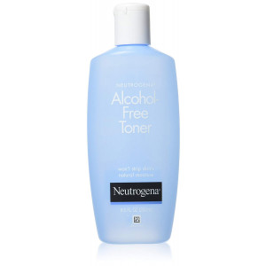 Neutrogena Alcohol-Free Toner 8.5 OZ (PACK OF 2)