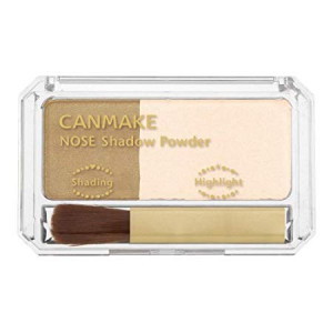 CANMAKE Nose Shadow Powder Shading plus Highlight, 1 Ounce