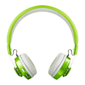 LilGadgets Untangled Pro Premium Children's Wireless Bluetooth Headphones with SharePort - Green
