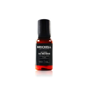 Brickell Men's Daily Essential Face Moisturizer for Men - Natural and Organic Face Lotion - 2 oz
