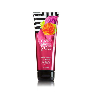 Bath and Body Works, Signature Collection Ultra Shea Body Cream, Mad About You, 8 Ounce