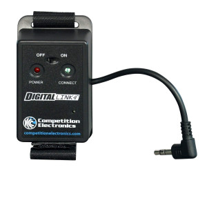 Competition Electronics Digital Link Bluetooth Adapter, Black