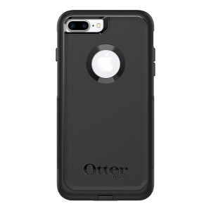 OtterBox COMMUTER SERIES Case for iPhone 8 Plus and iPhone 7 Plus (ONLY) - BLACK