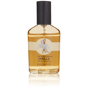 The Body Shop Vanilla Eau De Toilette Perfume - 30ml