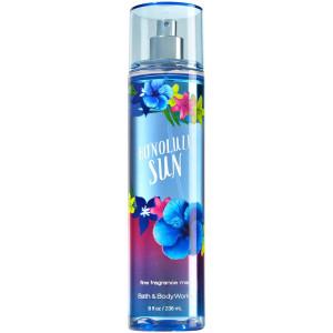 Bath and Body Works Fine Fragrance Mist Honolulu Sun