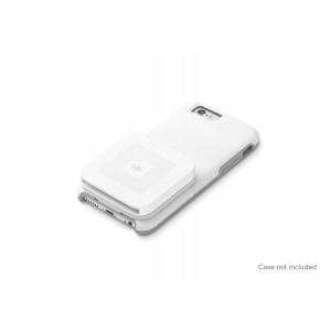 Square Contactless and Chip Reader with OtterBox uniVERSE Case Adapter (case not included)