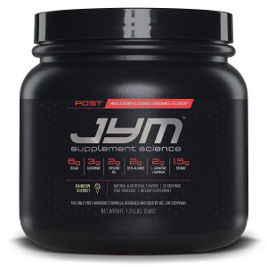 JYM Supplement Science, POST JYM Active Matrix, Post-Workout with BCAA's, Glutamine, Creatine HCL, Beta-Alanine, L-Carnitine L-Tartrate, Betaine, Taurine, and more, Rainbow Sherbet, 30 Servings