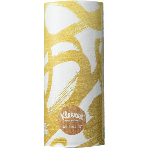 Kleenex Perfect Fit, 50 Count, (12 Pack) - Packaging May Vary(Assorted Color and Style Boxes)